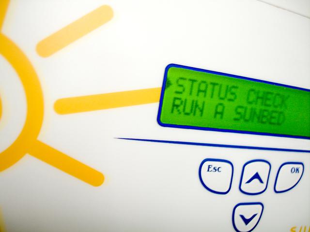 Rtuťová výbojka nachází uplatnění kvůli produkci UV záření