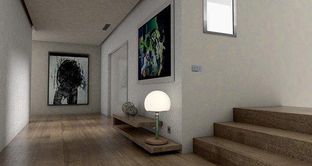 Dřevěná podlaha i její imitace je stále oblíbená